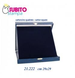 Astuccio Targa cm 29x29