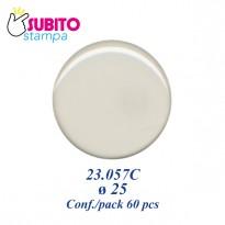 Adesivo resinato mm 25- Confezione da 60 pezzi