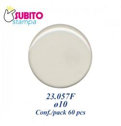 Adesivo resinato mm 10- Confezione da 60 pezzi