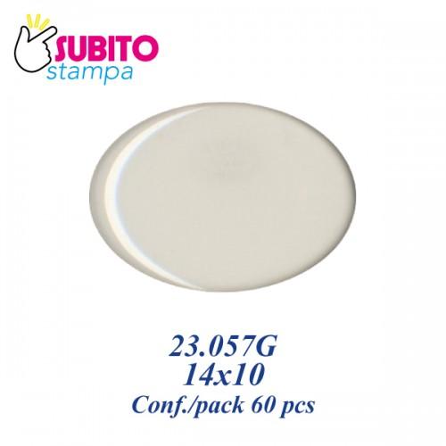 Adesivo resinato mm 14X10 - Confezione da 60 pezzi