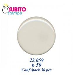 Adesivo resinato mm 50- Confezione da 30 pezzi