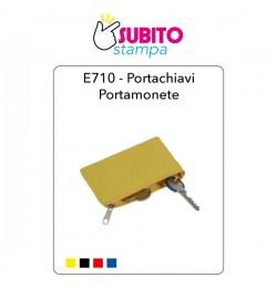 E710-Portachiavi / Portamonete