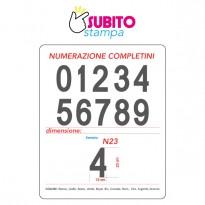 Numerazione N23