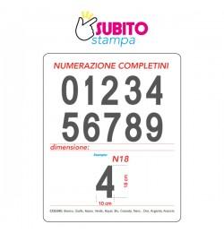 Numerazione N18