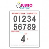 Numerazione N7