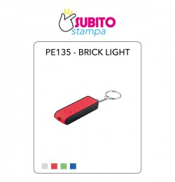 PE135 - BRICK LIGHT